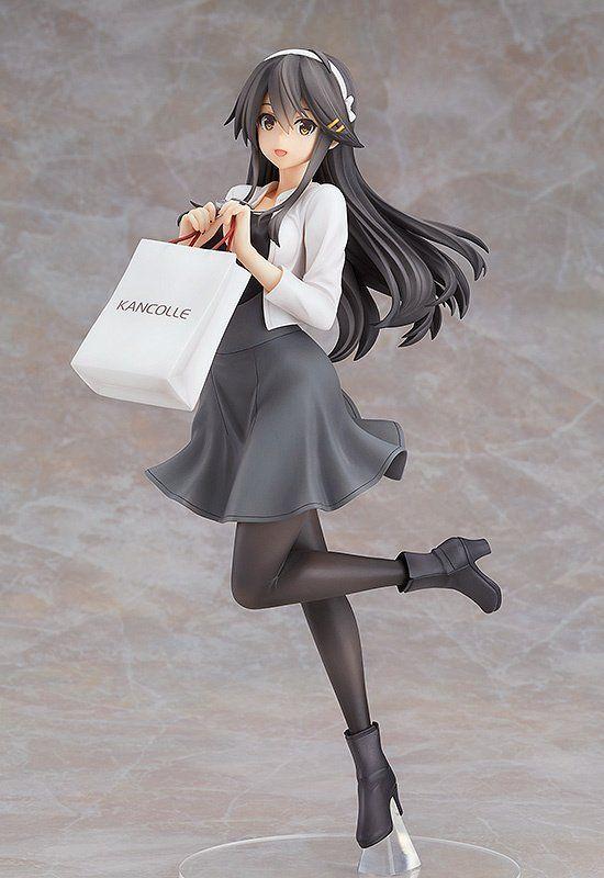 Kantai Collection -KanColle- Haruna: Shopping Mode 1/8 Scale