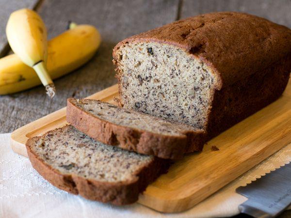 Top Secret Recipes | Bob Evans Farms Banana Nut Bread Loaf Copycat Recipe
