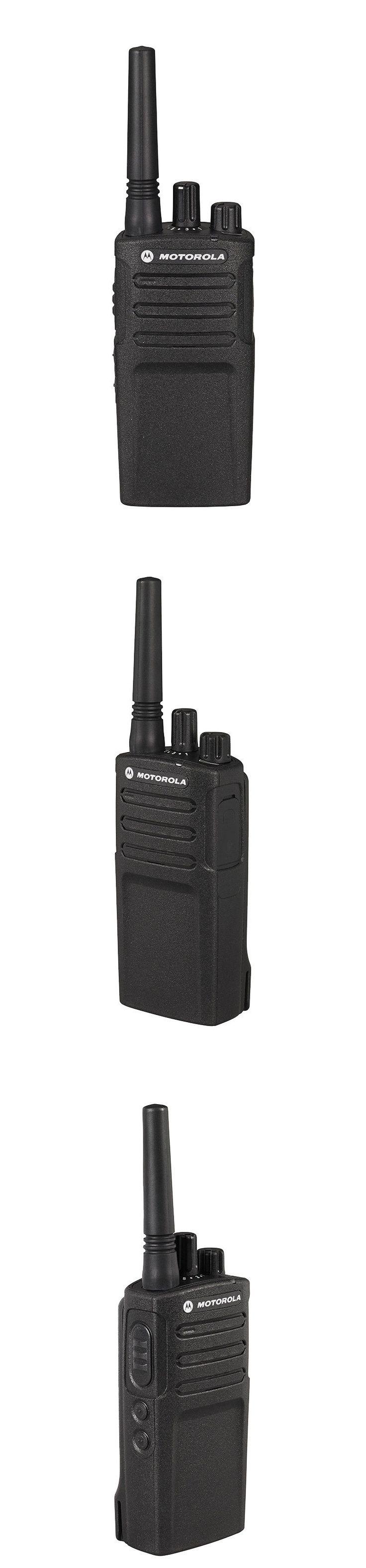 Walkie Talkie Two-Way Antennas: **New** Motorola Rmm2050 - Vhf 2 Watt/5 Channel Murs Radio - License Free BUY IT NOW ONLY: $189.0