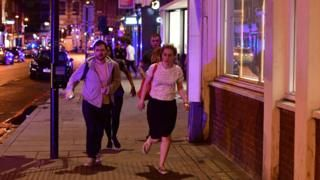 'Fatalities' after central London vehicle and stabbing attacks
