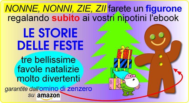 #feste #abete #albertoalbusbustreo #natale #fiabeillustrate #favole #elfi #regali #cometa #panettone #bambini #dolci #amazon