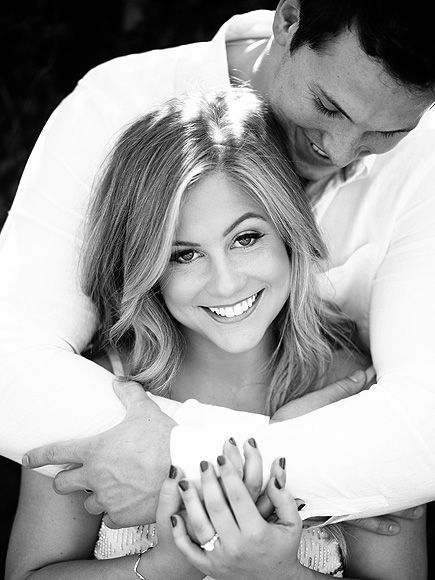 Shawn Johnson Marries NFL Player Andrew East