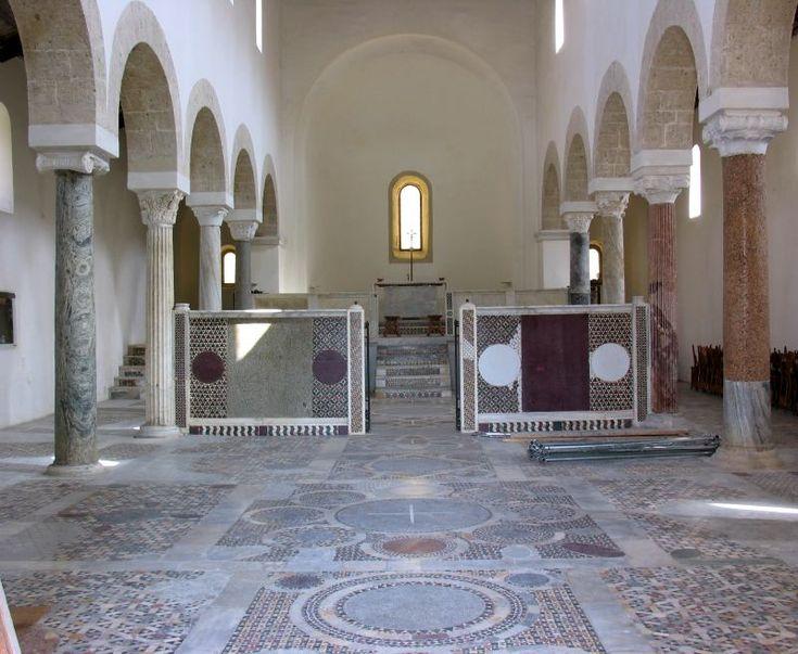 The church of San Menna, Sant'Agata dei Goti.