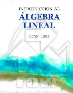 Serge Lang Algebra Pdf