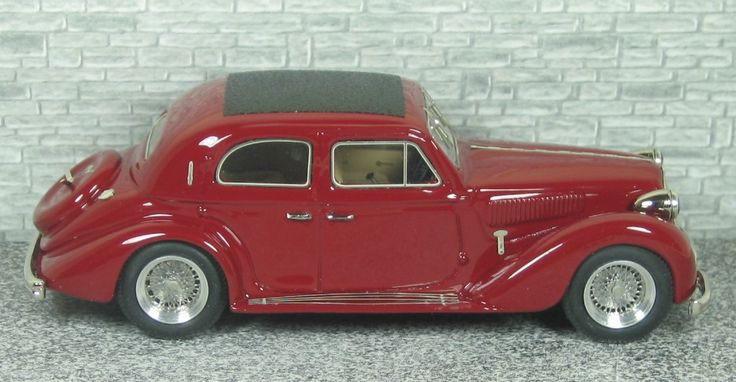 Alfa Romeo 6c 2300 Berlina 1935 - Alfa Model 43