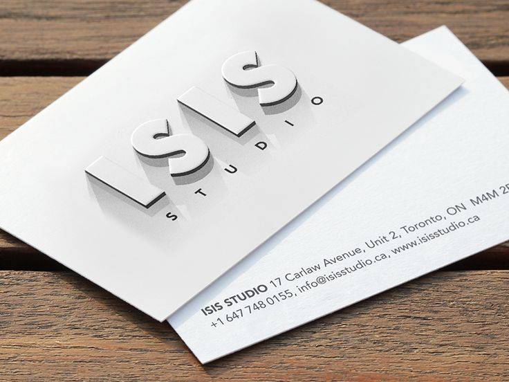 Business Card. Graphic Design Business Ideas ...