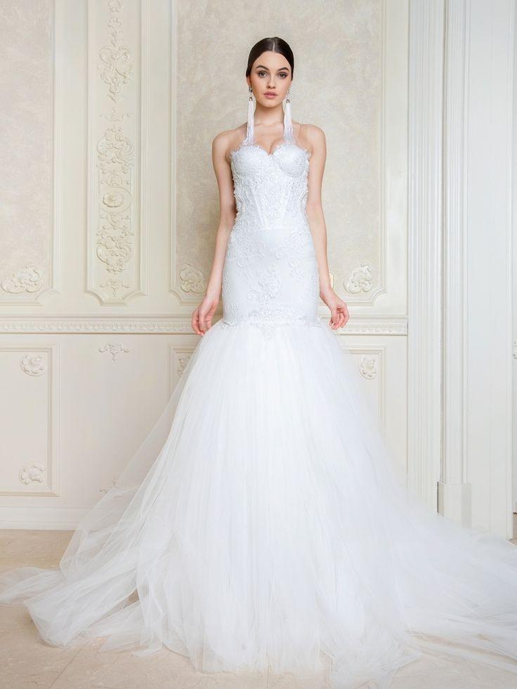 Anastasia Wedding Gown – Musat Bridal – Rochie de mireasa Anastasia