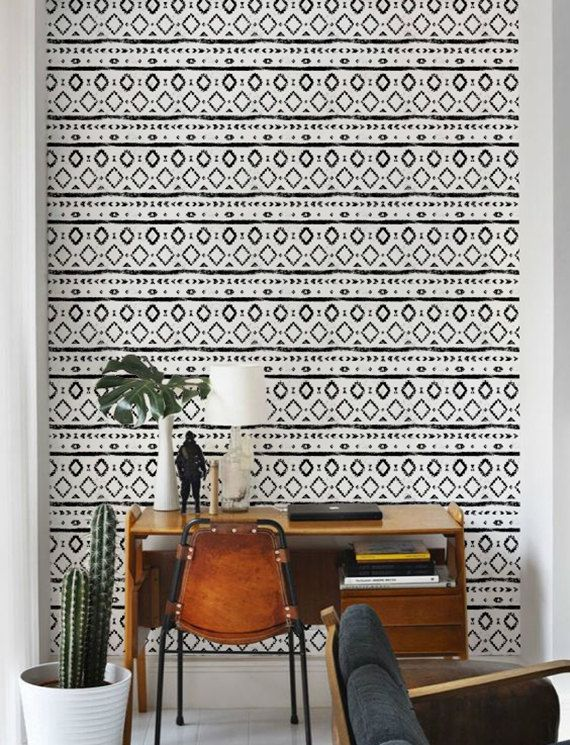 awesome and artistic vinyl material temporary wallpaper easy to use peel