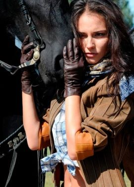 Женская одежда в стиле кантри, фото «деревенских» образов - NameWoman