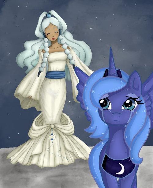 Princess Yue Moon Spirit Cosplay Tumblr