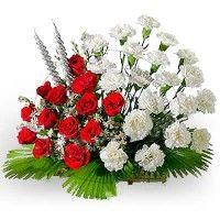 VALENTINE FLOWERS BOUQUET