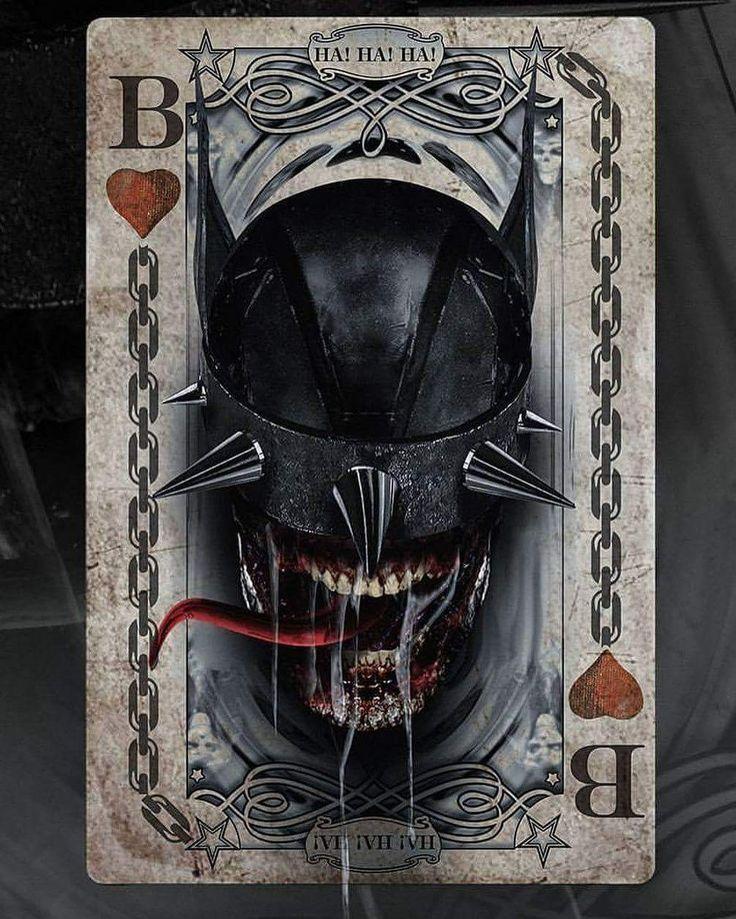 The Bat who Laughs
