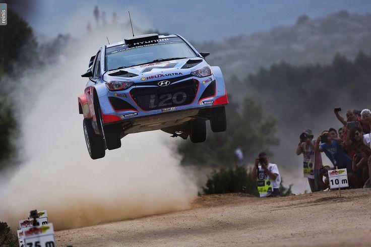 Photo WRC Sardinia 2014 by Reinis Babrovskis on 500px