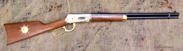 WINCHESTER 1894 Sioux Carbine Comm. 30-30 Cal.  Guns > Rifles > Winchester Rifle Commemoratives