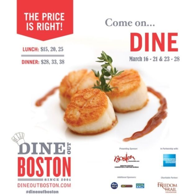 Will you participate in Dine Out Boston? Don't forget to upload your restaurant reviews to Chekplate for all of your friends to see. Real Reviews Real People!