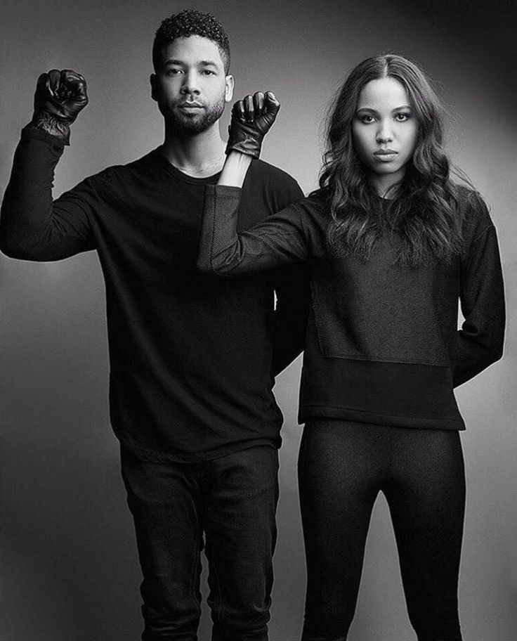 Actors, brother and sister Jussie & Jurnee Smollett