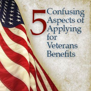 Applying for veterans benefits can be especially confusing for aging individuals and their caregivers. Here are 5 must know tips when applying for veteran assistance benefits.