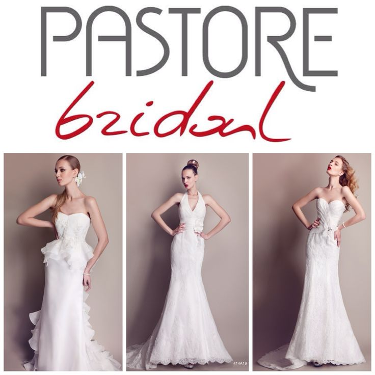 Pastore Bridal Collection Spring Summer 2014