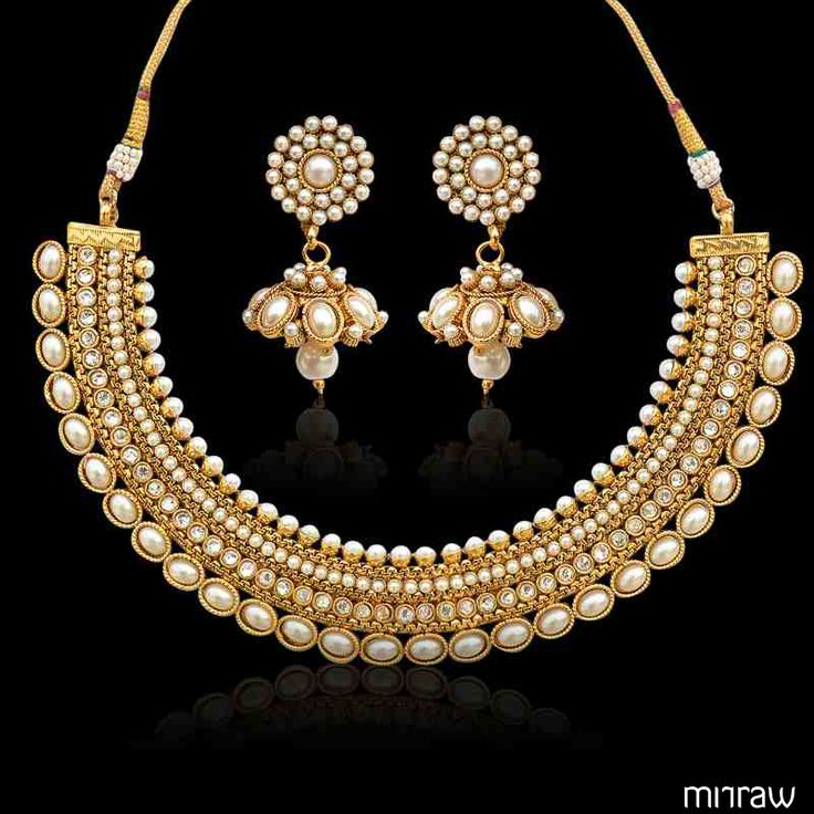 Beautiful ethnic traditional  necklace set