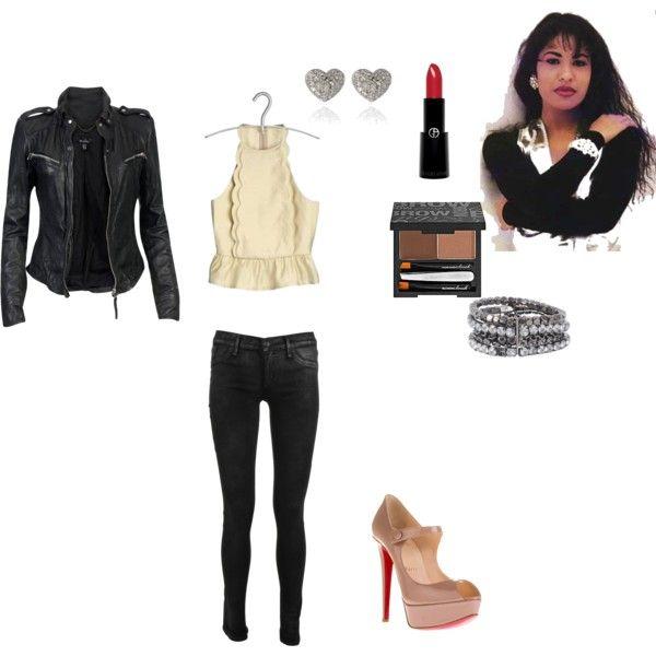 selena quintanilla fashion | Selena Quintanilla - Polyvore