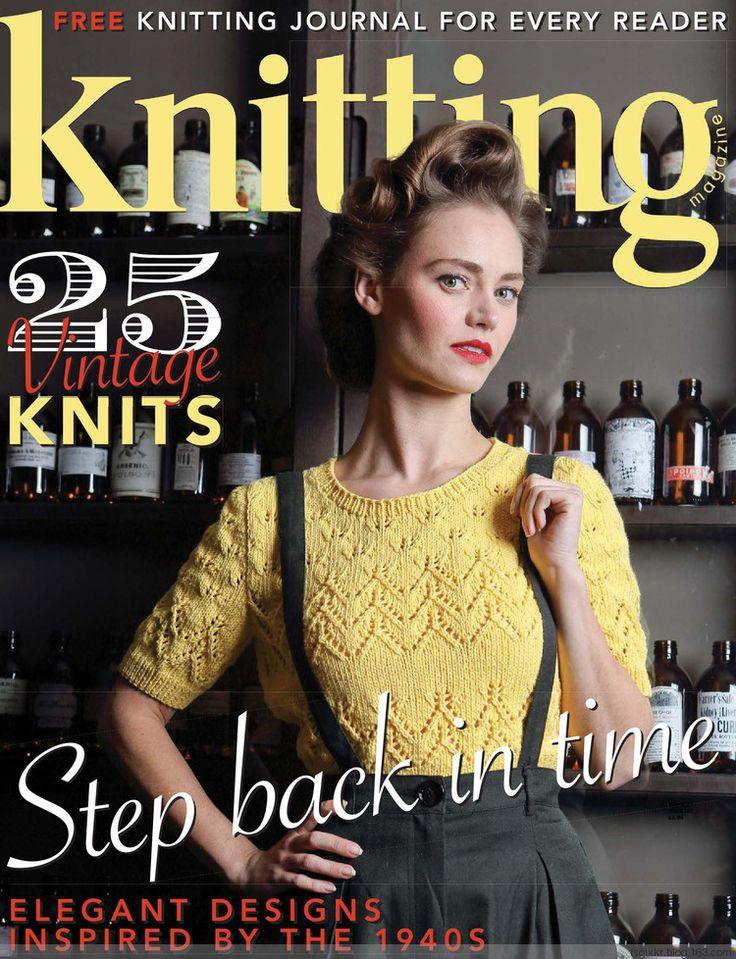 Knitting №167 2017 - 轻描淡写 - 轻描淡写