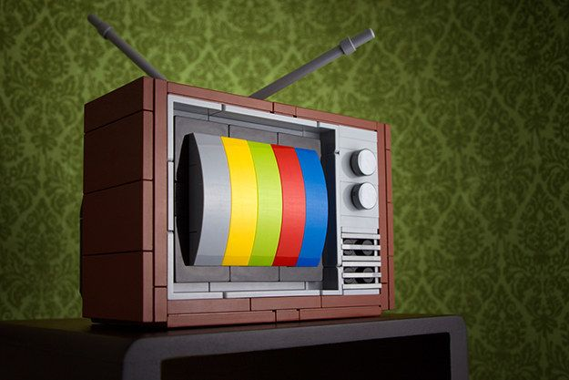This weekend you should turn off the TV. | 21 Whimsical LEGO Creations By Chris McVeigh