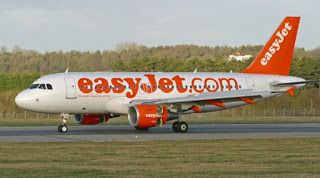 Περιπέτεια εν πτήσει για επιβάτες της Easyjet από τη Θεσσαλονίκη