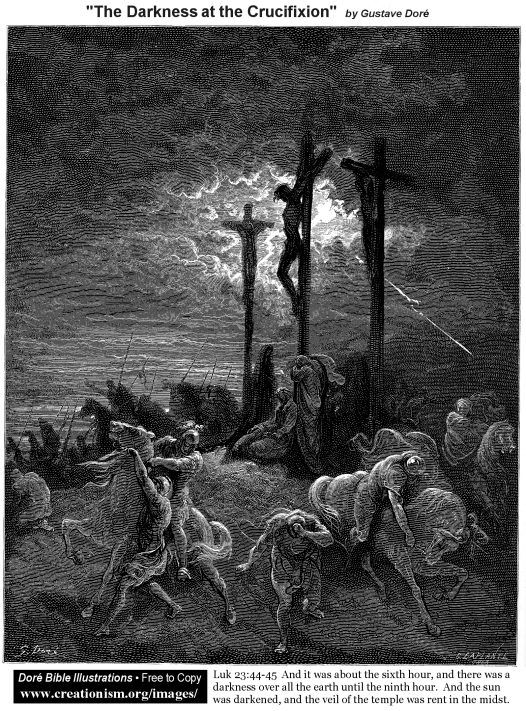 The Crucified Lovers: The Darkness At The Crucifixion