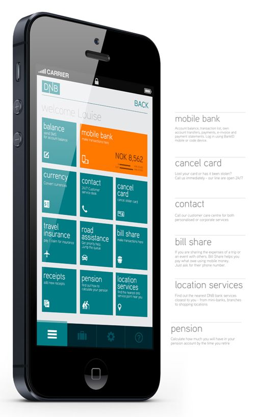 Mobile UI Design: 60 Outstanding Examples for Inspiration | Inspiration | Design Blog