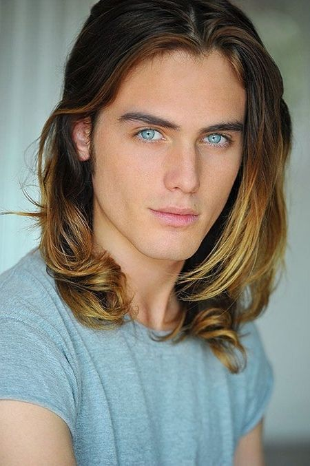 1000 Images About Long Hairstyles Men On Pinterest Long mens hairstyles Long Hair Guys Comfortable
