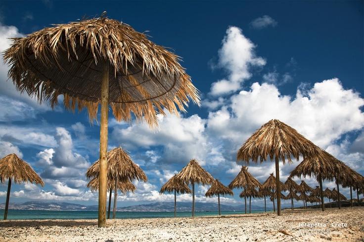 The enchanting island of Chrissi in Ierapetra. A tropical paradise in South-East #Crete...    | Νήσος Χρυσή (ή Γαϊδουρονήσι) στην Ιεράπετρα    Photo : Σετάκης Γρηγόρης ( CC-BY- ND )