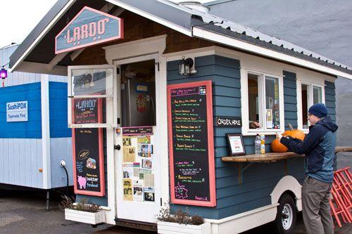 Lardo Food Truck Portland Oregon