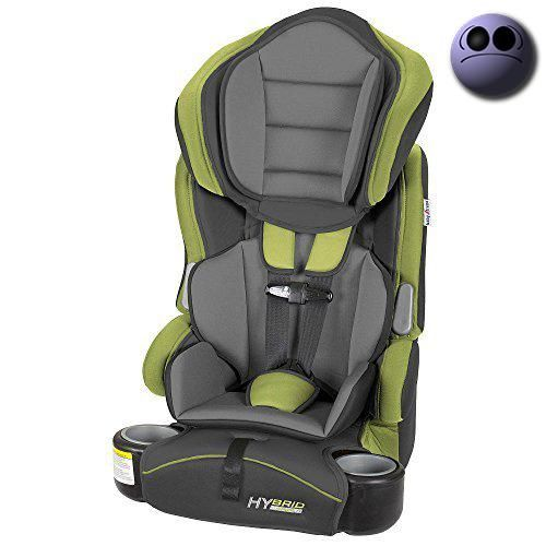 The #Baby Trend Hybrid LX 3-in-1 Convertible Car Seat in Sublime fashion features side impact protection to manage crash forces and minimize injury. The forward-...