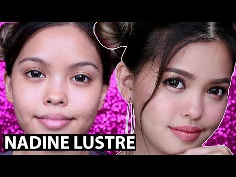 NADINE LUSTRE INSPIRED | FIRST IMPRESSIONS ft. ELLANA MINERALS COSMETICS http://cosmetics-reviews.ru/2018/03/07/nadine-lustre-inspired-first-impressions-ft-ellana-minerals-cosmetics/