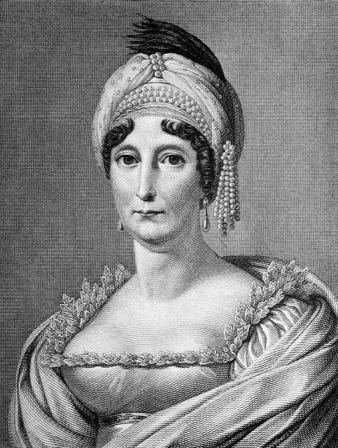 Letizia Bonaparte (Ramolino)Madame mère