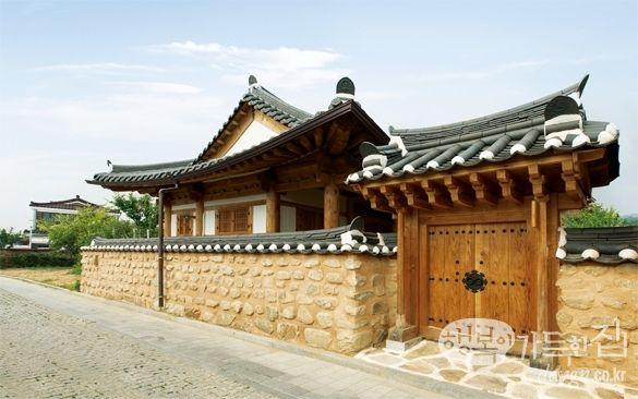 행복이가득한집 Design your lifestyle 전주 한옥마을과 오락당 五樂堂 전통과 얼을 품은 집