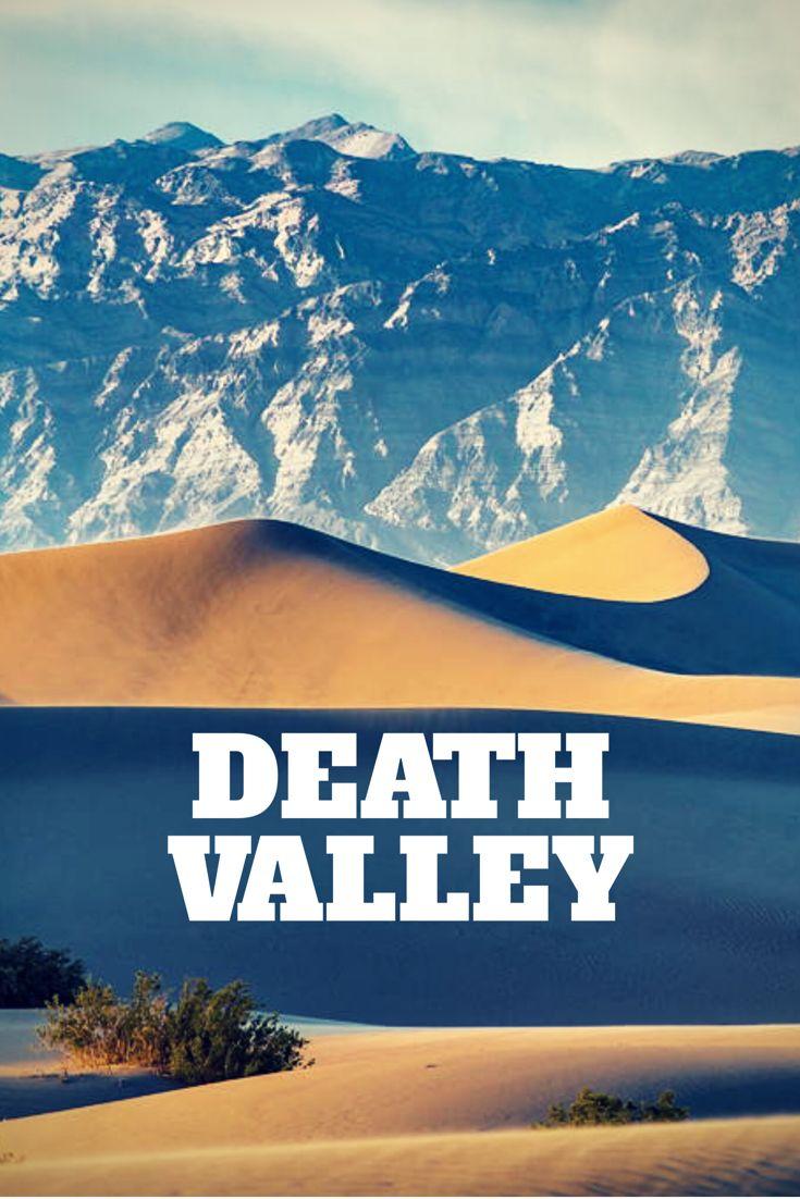 Death Valley National Park, Kalifornien, USA