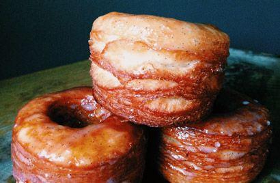 Vanilla Buttermilk Glazed Croissant Donuts   Tasty Kitchen: A Happy Recipe Community!