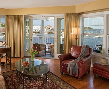 Grand Harbor Inn Boutique Hotel Oceanfront Luxury Camden Maine