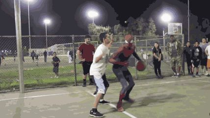 With great power, comes great responsibility xD
