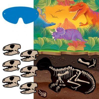 Prehistoric Dinosaur Party Game