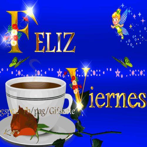 Feliz viernes Feliz viernes,bendiciones !! Amo cada día no importa si es lunes miércoles o viernes; amo la vida, sus noches y sus días por el mágico milagro de estar viv@!! Que tengas un maravilloso fin de semana!