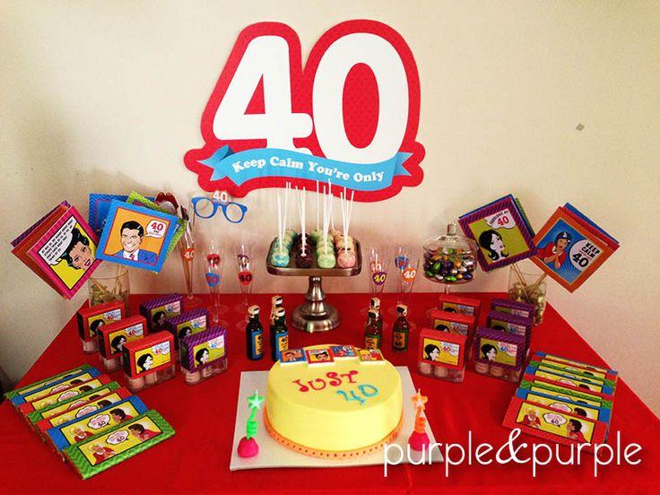 40 Yaş Doğum Günü Partisi | 40th Birthday Party