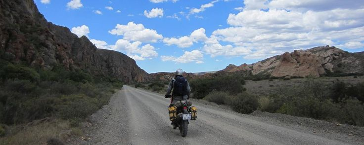 Discover Baviaanskloof and 20 passes on a motorbike