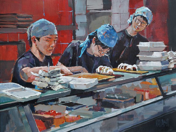 Oil Painting Classes In Kitchener