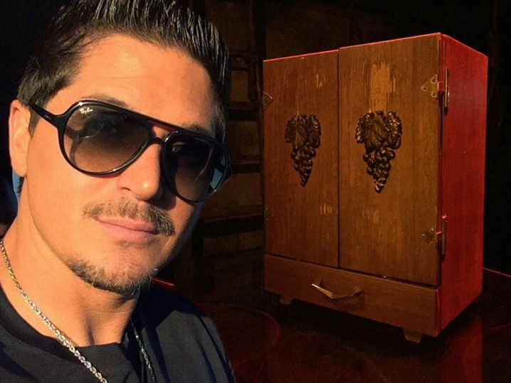 Zak Bagans is the Scared New Owner of Dybbuk Box, 'World's Most Haunted Object! (He's crazy! Who the hell would want it?)