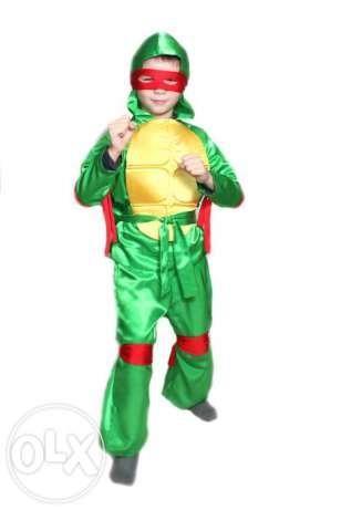 Аренда взрослых костюмов черепашки ниндзя