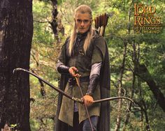 Lord of the Rings Characters: Legolas