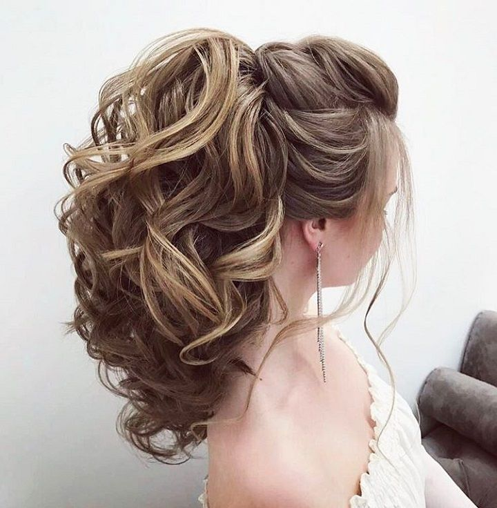 Beautiful Wedding Hairstyle For Long Hair Perfect For Any: Best 20+ Fascinator Hairstyles Ideas On Pinterest