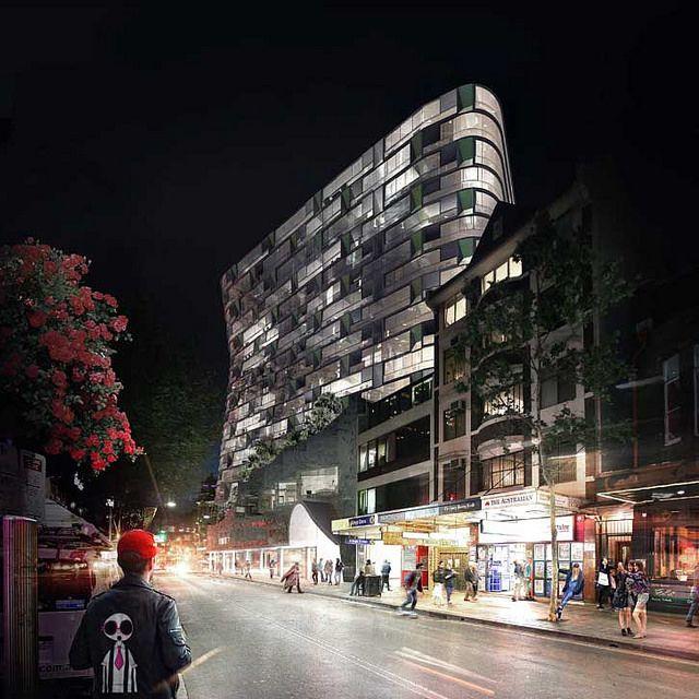 Proposal: Crest Hotel, Kings Cross, Sydney